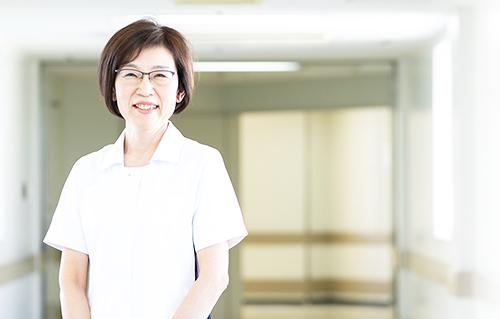大阪労災病院 看護部長 認定看護管理者 佐野 恵子
