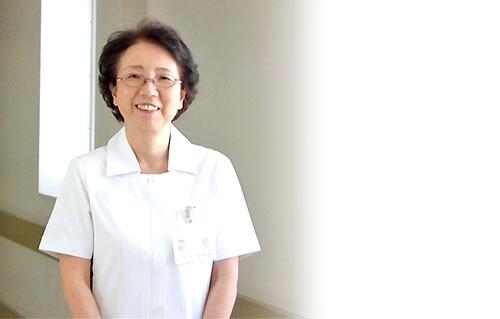大阪労災病院 看護部長 認定看護管理者 森石 好江