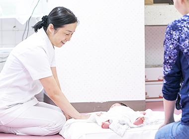 産後1か月サポート健診外来