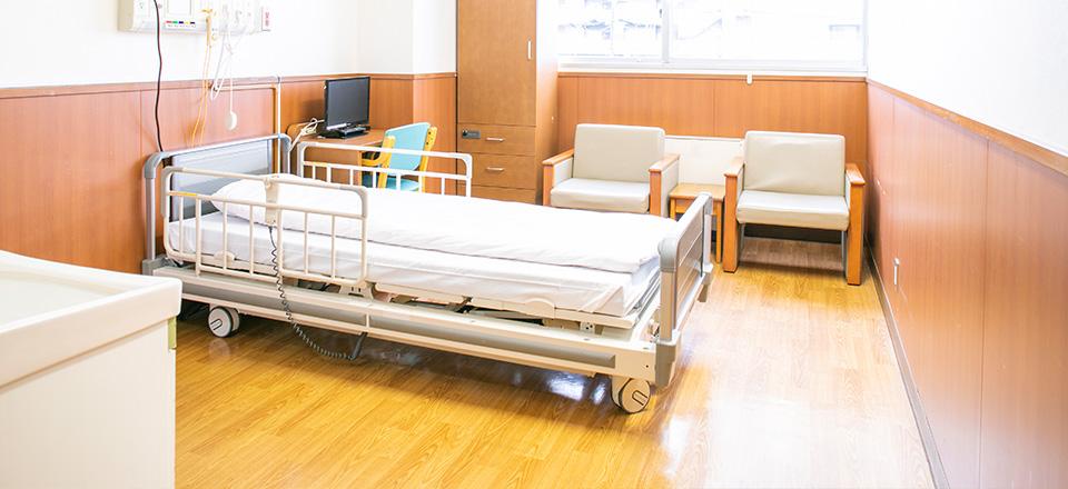 病室のご案内