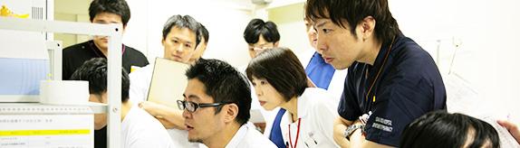 チーム医療の取り組み